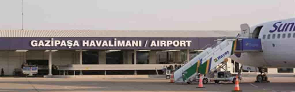 Alanya Gazipaşa Havalimanı