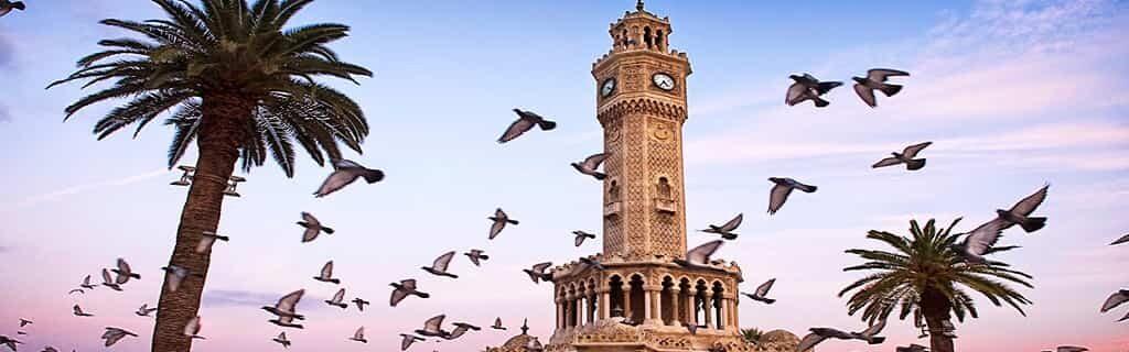 Ankara İzmir Uçak Bileti