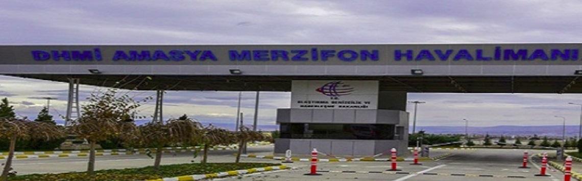 Amasya Havaalanı, Merzifon Havalimanı