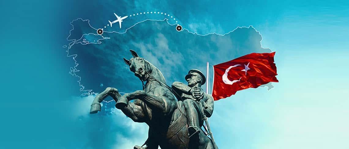 Türk Hava Yolları 19 Mayıs Bilet