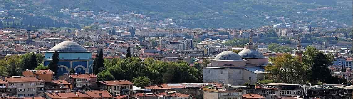 Diyarbakır Bursa Uçak Bileti