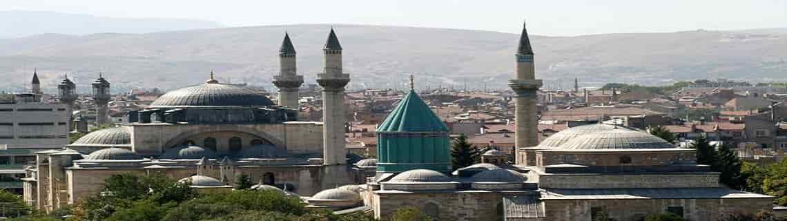 Erzurum Konya Uçak Bileti