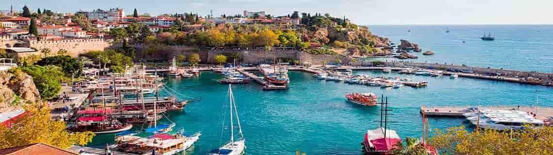 Şanlıurfa Antalya Uçak Bileti