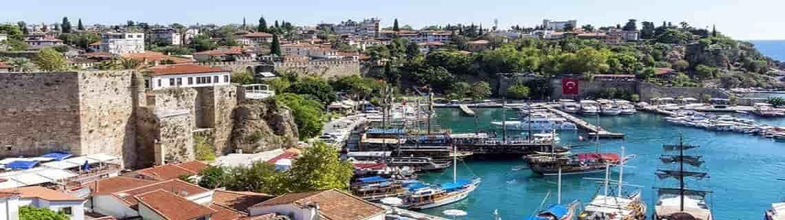 Sivas Antalya Uçak Bileti