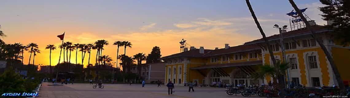 Antalya Adana Uçak Bileti