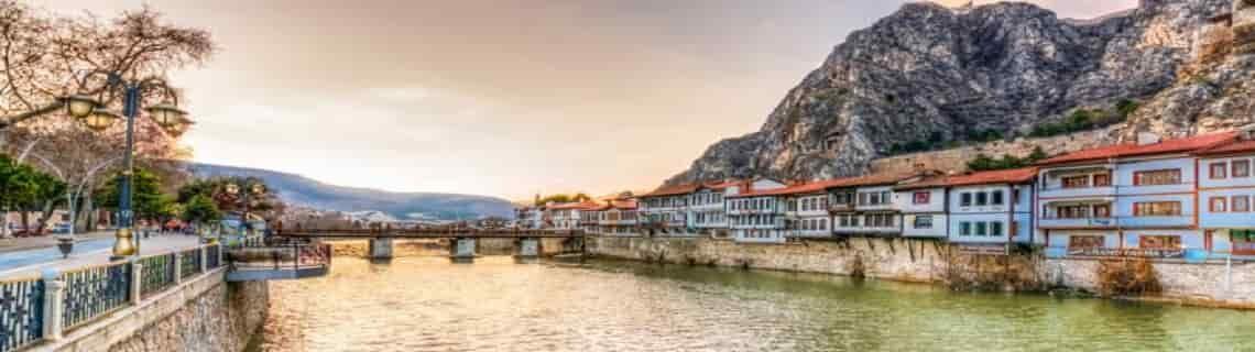Nevşehir Amasya Uçak Bileti