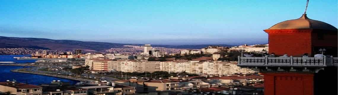 Erzincan İzmir Uçak Bileti